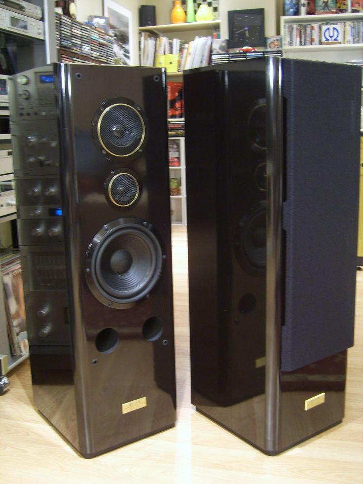 Pioneer Elite Tz 7 Ltd Speakers High End Vintage Audio