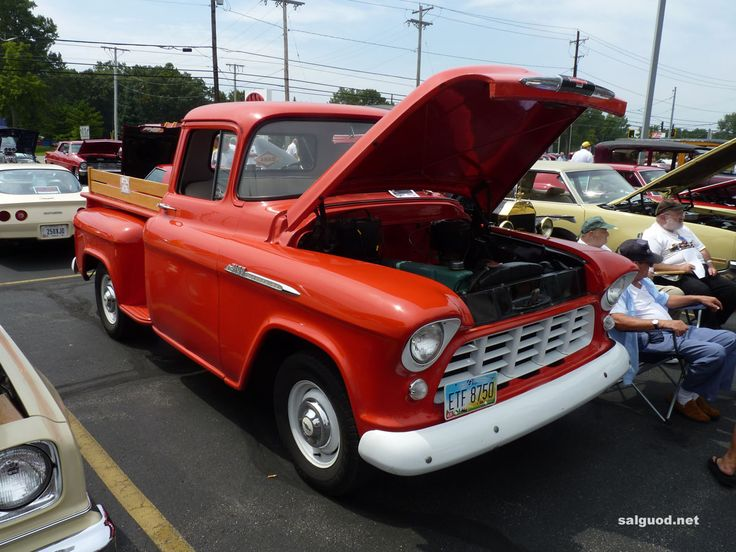 1956 chevy pickup   1956 Chevy Truck - Salguod Gallery