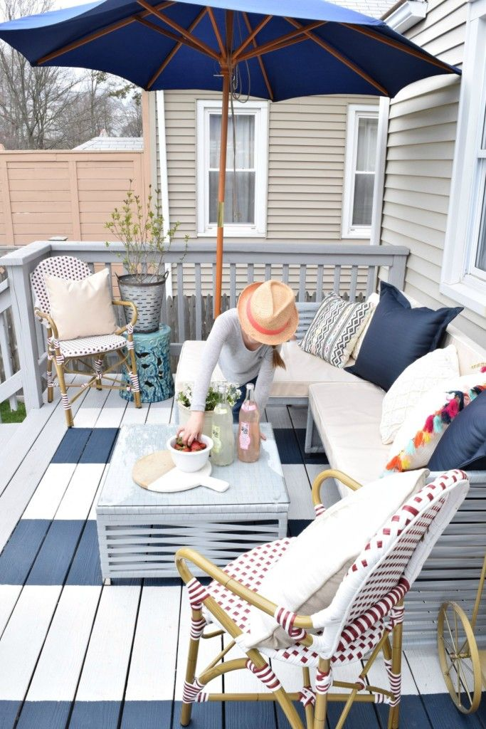 The 25 best ideas about Deck Furniture on Pinterest Outdoor