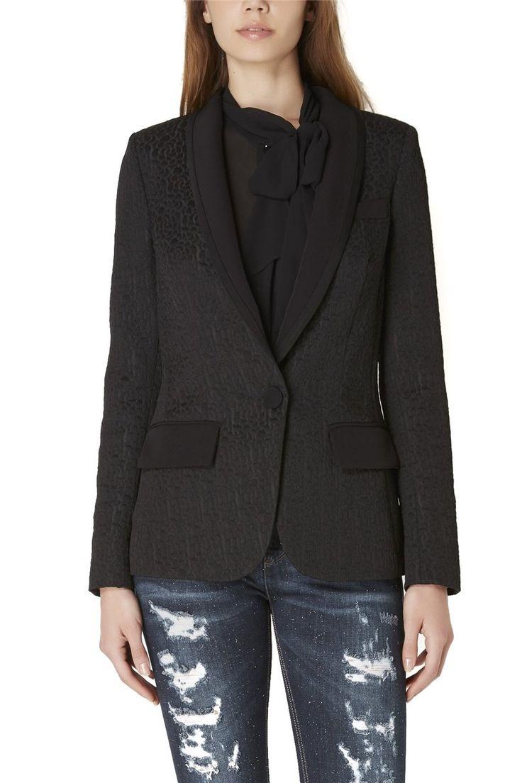 Almagores , Black Tuxedo Jacket, Art 541AL30316