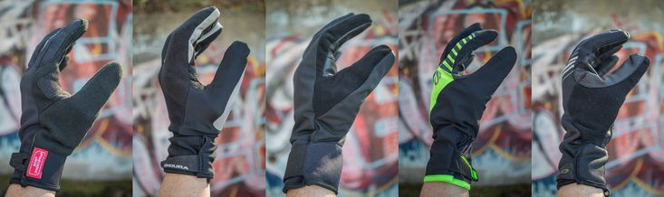 Winter Bike Glove Throw Down: Aaron tested five winter mountain bike glove options to see how well they perform in cold weather, on the trail.