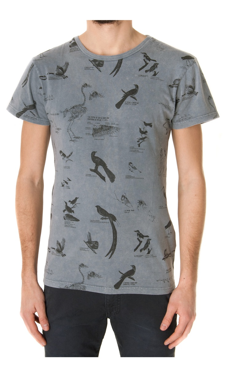 Eleven Paris Anvolek Printed T-shirt - #Menswear  www.sansovinomoda.it