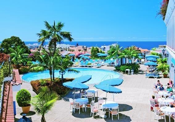 Grand Hotel El Tope Teneriffa