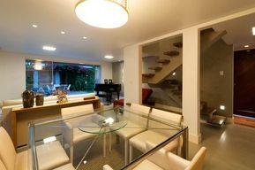 Salas de jantar: idéias, inspirações, fotos e design de interiores   – Jardim
