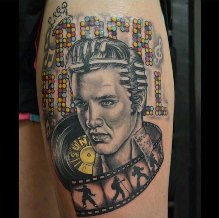 25 best ideas about elvis tattoo on pinterest images of elvis presley elvis presley gifts. Black Bedroom Furniture Sets. Home Design Ideas