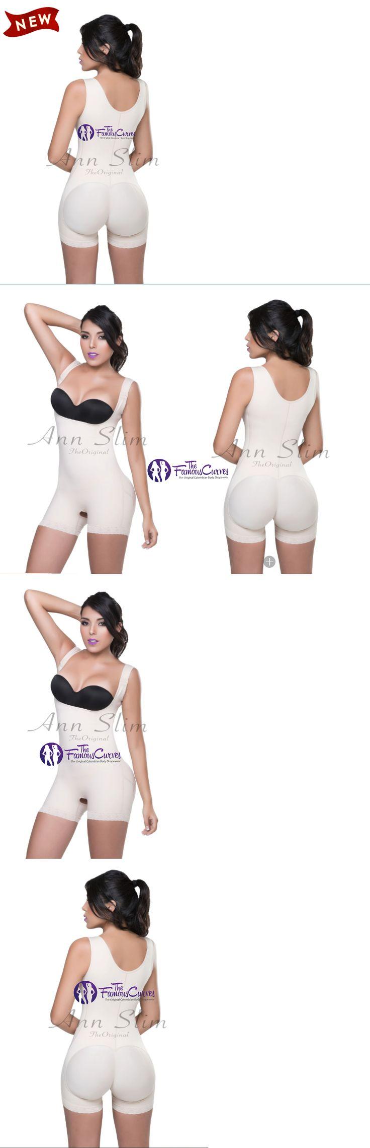 Women Shapewear: Fajas Fajate Women S Shape Your Body Fajas Colombianas Reductora Levanta Cola As -> BUY IT NOW ONLY: $37.99 on eBay!