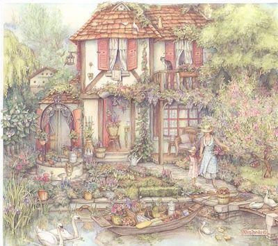 Kim Jacobs Riverside Cottage