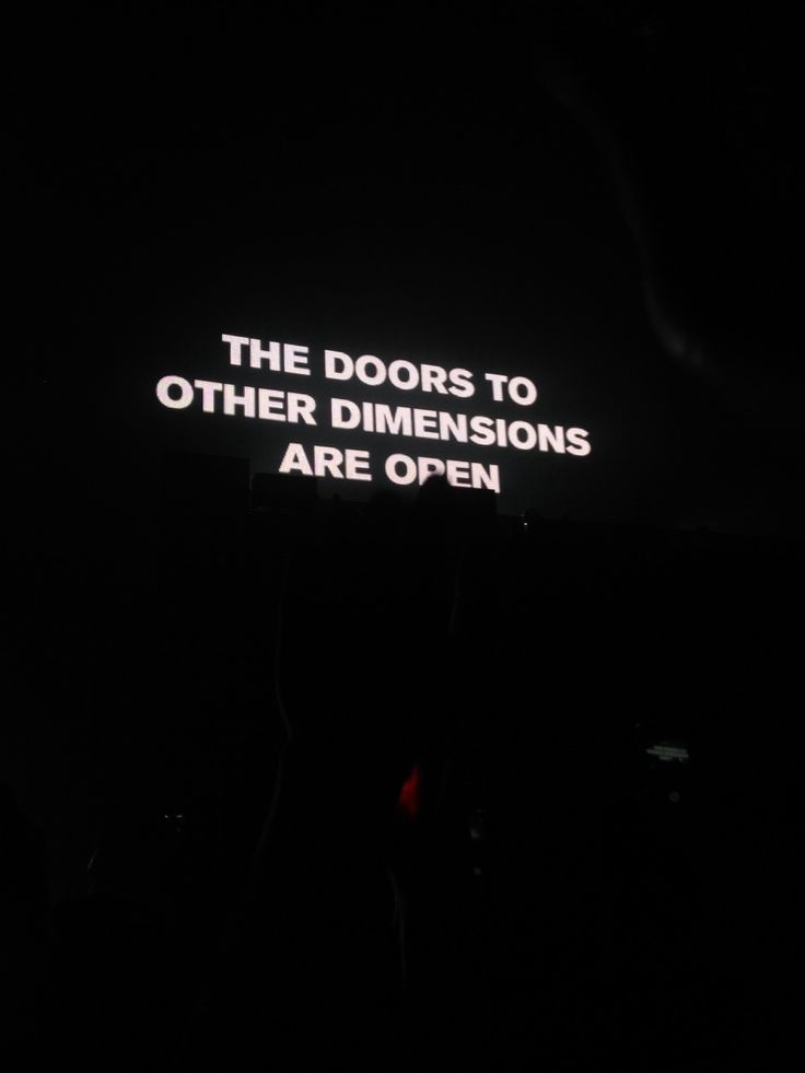 """Other Dimensions"" should be a Night Vale club name."