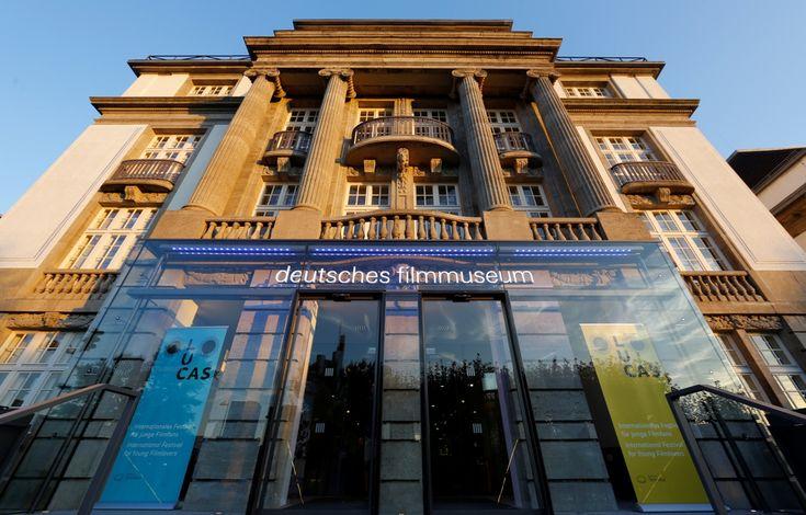Das Deutsche Filmmuseum in Frankfurt am Main