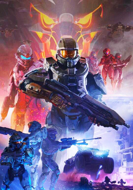 Halo 5 Guardians                                                                                                                                                                                 More
