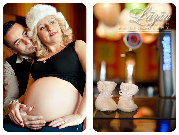 Maternity Photo Session By Adrian Lazau Photography