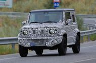 Next Suzuki Jimny spotted testing in run-up to Tokyo reveal Next-gen SUV gets more rugged styling and upmarket interior; test car sighting follows leaked images  The next-generationSuzuki Jimny has been spotted testing in public for the first time showing its more rugged look ahead of the Tokyo motor show.  The sighting follows images that were leaked onto the internet last month and confirms speculation that the SUV will use a more classic cleaner design than its predecessor - an example of…