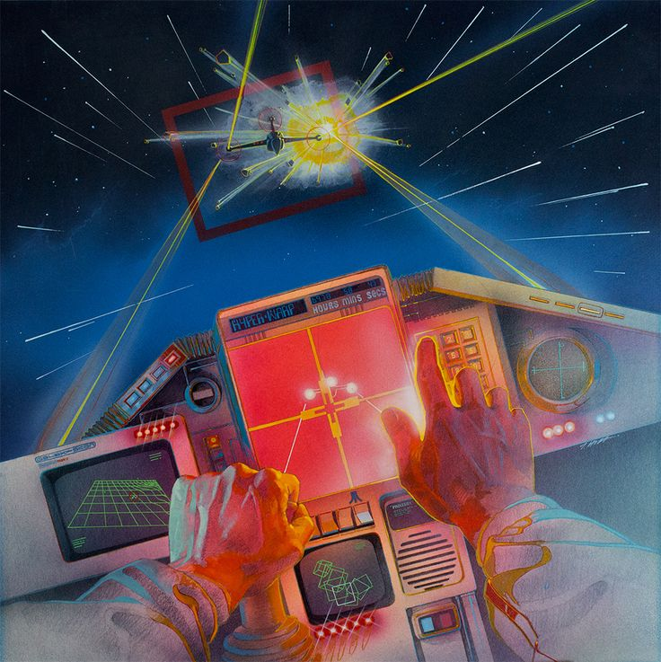 The Art of Atari: A celebration of game packaging's golden age | Polygon