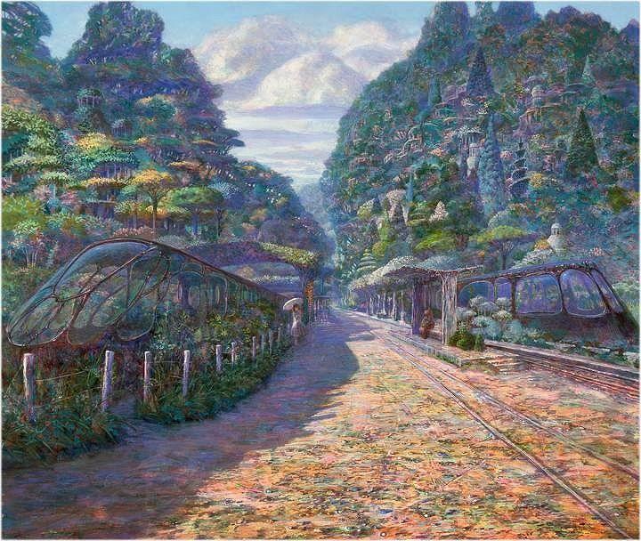 井上直久ギャラリー http://www.artgallery.co.jp/iblard/gallery/