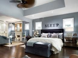 I want to do what they did and have SLEEP written in big letters above my bed.  One word... genius!