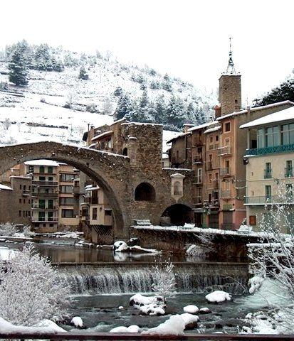 Camprodon (Girona), Catalonia, Spain