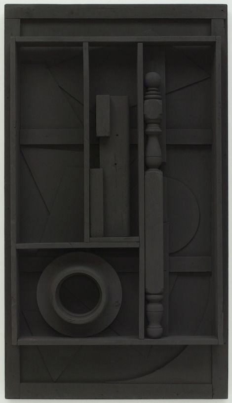 louise nevelson, Untitled on ArtStack #louise-nevelson #art