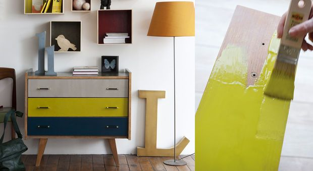 17 best images about meuble customise on pinterest ikea for Relooker des meubles ikea