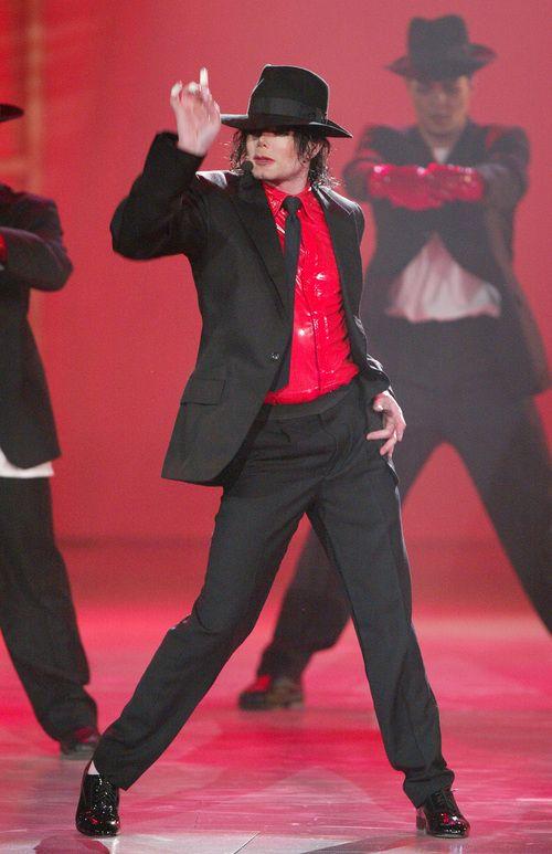 Michael Jackson                                                                                                                                                                                 Más