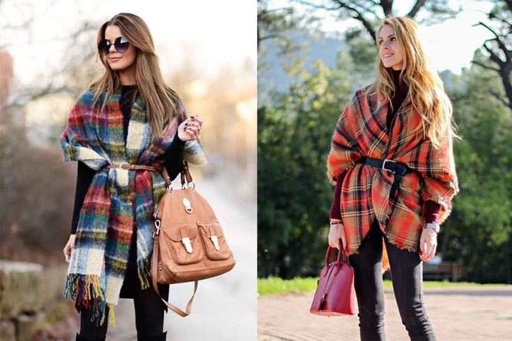 How To Wear Belts 4 WAYS TO WEAR A BLANKET SCARF - Discover how to make the belt the ideal complement to enhance your figure.
