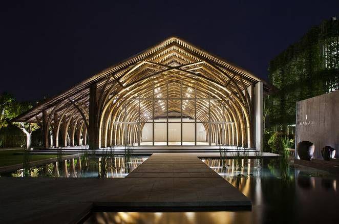 Naman Retreat Resort, Da Nang, Vo Trong Nghia Architects