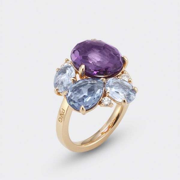 alternative engagement ring #pontevecchiogioielli #preciousstones