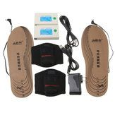 Rechargeable powered chauffé semelle chaussures pad pad chaud hiver WS-SE330LA