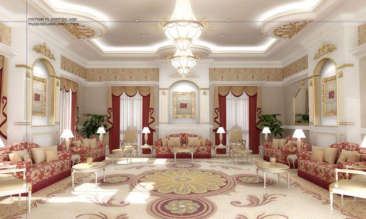 Arabic majlis designs arabic majlis top majlis - Interior sitting rooms ...