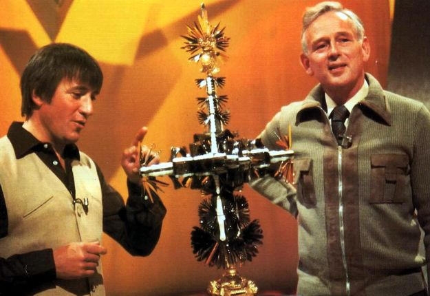 Record Breakers with Roy Castle and Norris McWhirter