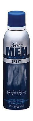 Hair Removal Creams and Sprays: Nair For Men Hair Removal Spray 6 Oz (3 Pack) -> BUY IT NOW ONLY: $36.77 on eBay!