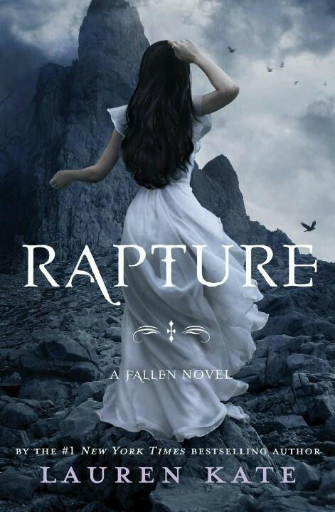 Rapture by Lauren Kate, Fallen novel #4