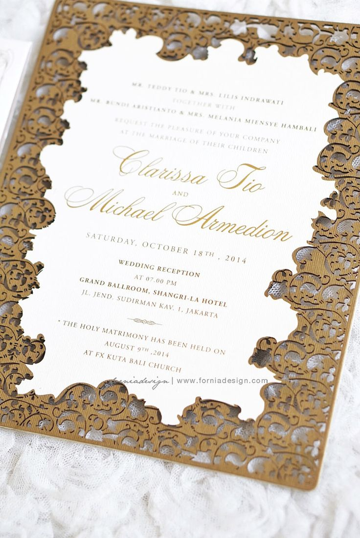 58 best wedding invitation images on pinterest bridal rustic paper cut wedding invitation project by fornia design invitation httpwww stopboris Images