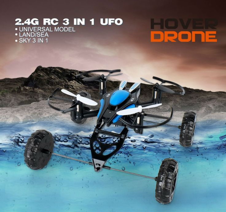 2016 New arrival JD503 Air-Land Dual Mode RC Flying Car Drone Quadcopter Mini 3 in 1 UFO VS Syma X9 318B RC Helicopter Toys //Price: $US $55.80 & FREE Shipping //     #rchelicopters