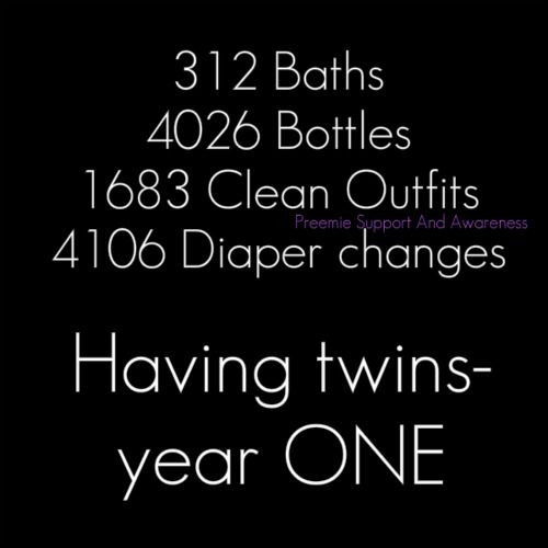 #preemiesupportandawareness  #twins number crunching shared by www.twinsgiftcompany.co.uk