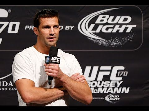 UFC (Ultimate Fighting Championship): UFC 187: Q&A with Luke Rockhold