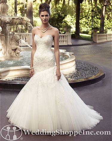 Casablanca Bridal Gown 2116 from the Wedding Shoppe, http://www.weddingshoppeinc.com