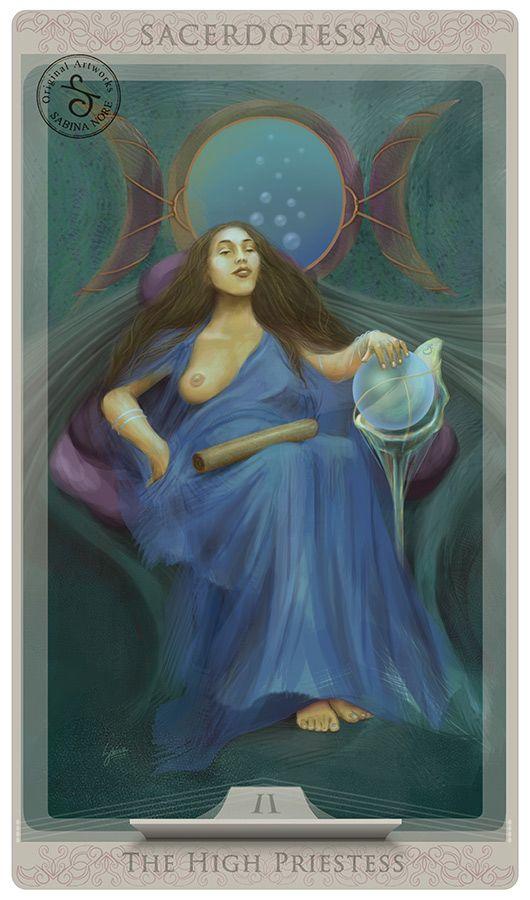 magician and high priestess tarot relationship