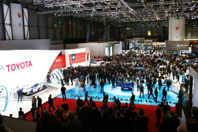 Geneva International Motor Show 20154
