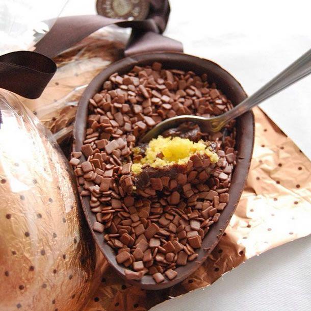 achados do instagram, ovos de páscoa recheado, sobremesa páscoa, chocolate, easter egg, easter decor, dessert