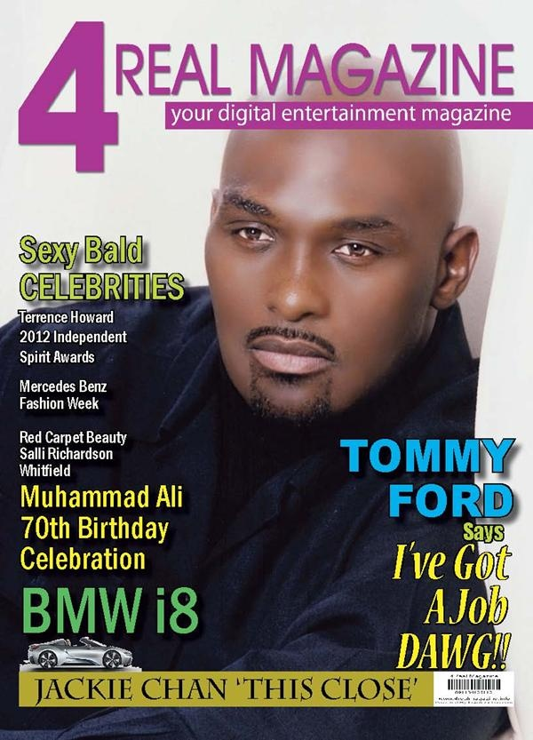 Actor Tommy Ford Best Known For His Role As Tommy On The Martin