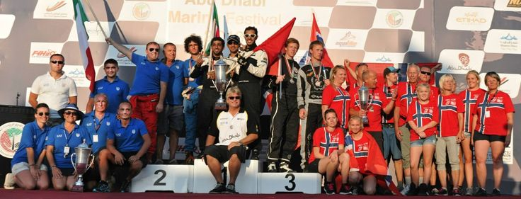 L'ITALIA SECONDA NELLA NATION CUP