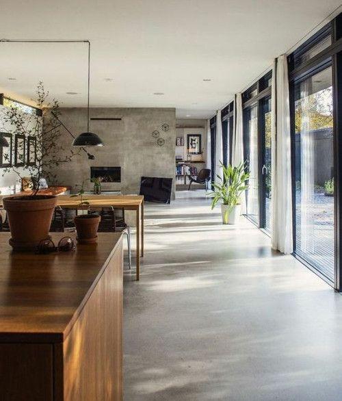 119 best Polished concrete floor images on Pinterest Architecture