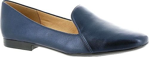 Naturalizer Shoes - This attractive loafer is sure to be an instant favorite thanks to its tailored style and superb comfort. Leather upper. - #naturalizershoes #navyshoes