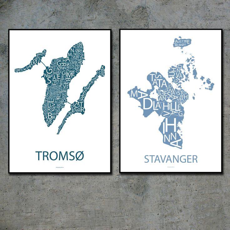 Tromsø og Stavanger