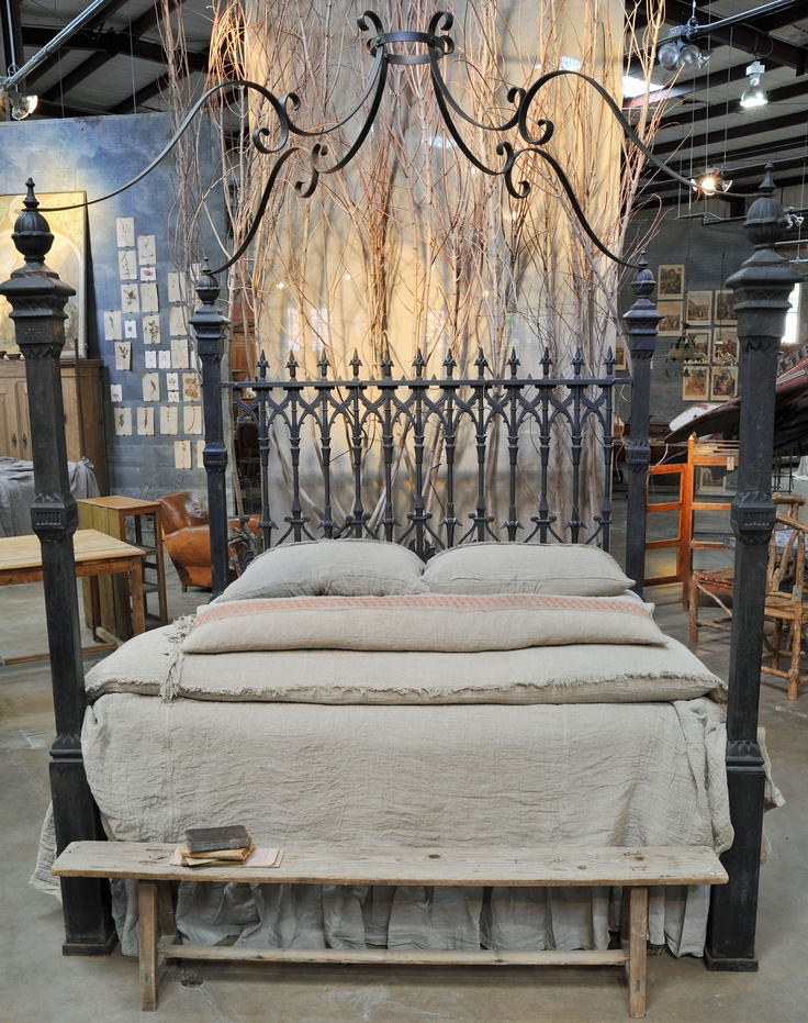 The blackstone bed one of a kind beds at carol hicks for One of a kind beds