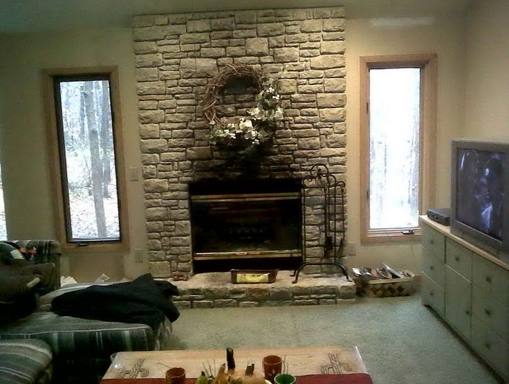 faux stone fireplace surround kits - Best 10+ Fireplace Surround Kit Ideas On Pinterest Vintage