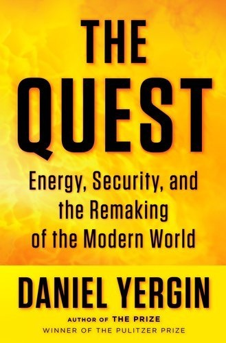 The Quest: Energy, Security, and the Remaking of the Modern World by Daniel Yergin, http://www.amazon.com/dp/1594202834/ref=cm_sw_r_pi_dp_zkwTpb0JP6B92Modern, Worth Reading, Remake, Book Worth, Prizes Win Book, Daniel Yergin, Security, Energy, Quest