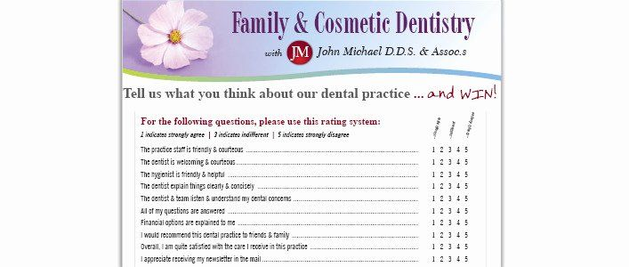 Dental Patient Forms Template Inspirational Dental Patient