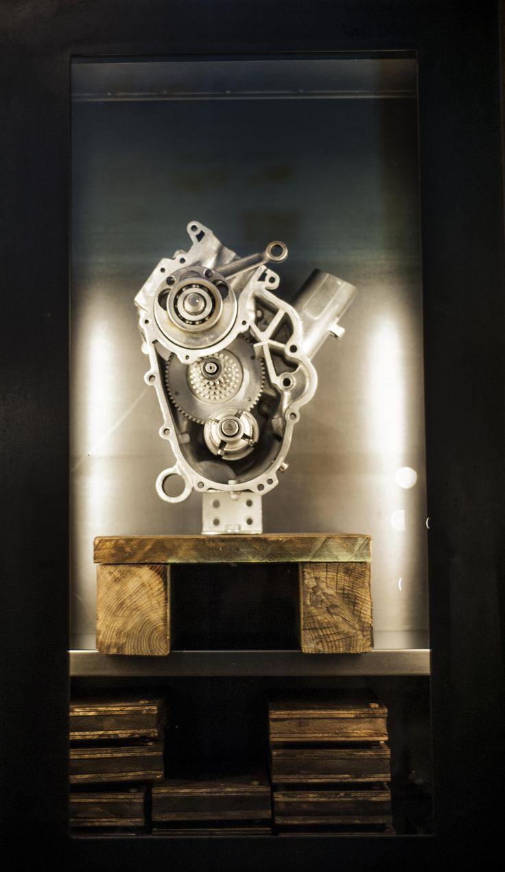 Corazon Mecanico