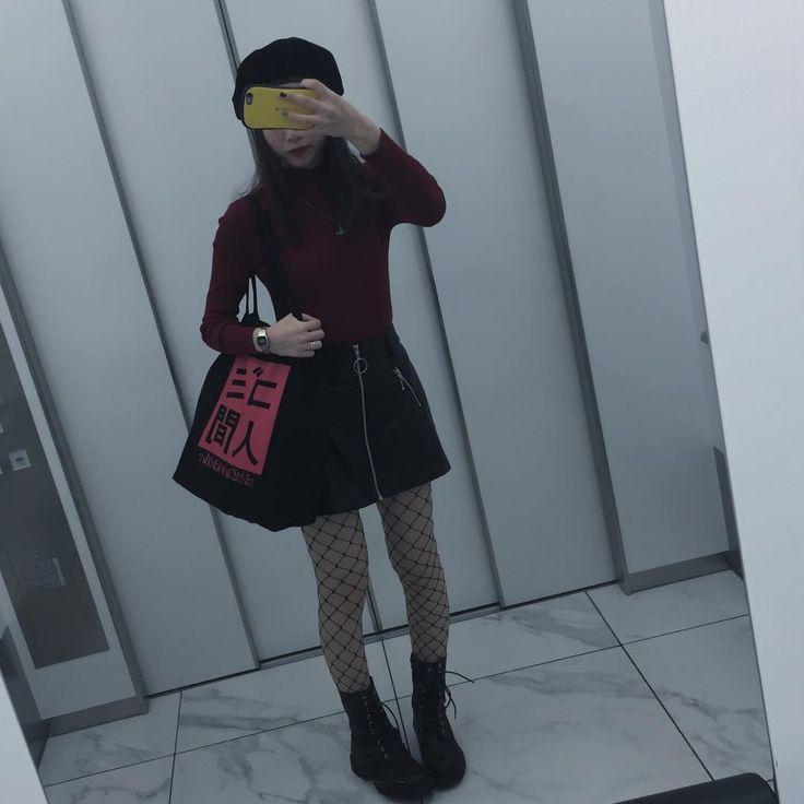 126 vind-ik-leuks, 9 reacties - 🥀nanaho🥀 (@162cm402kg) op Instagram: 'ㅤㅤㅤㅤㅤㅤㅤㅤㅤㅤㅤㅤㅤ 矢沢あい作品の登場人物になりたいなコーデ'